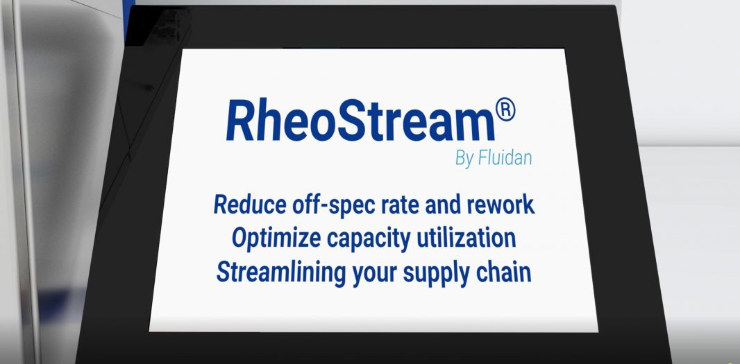 3D video shows how RheoStream®works