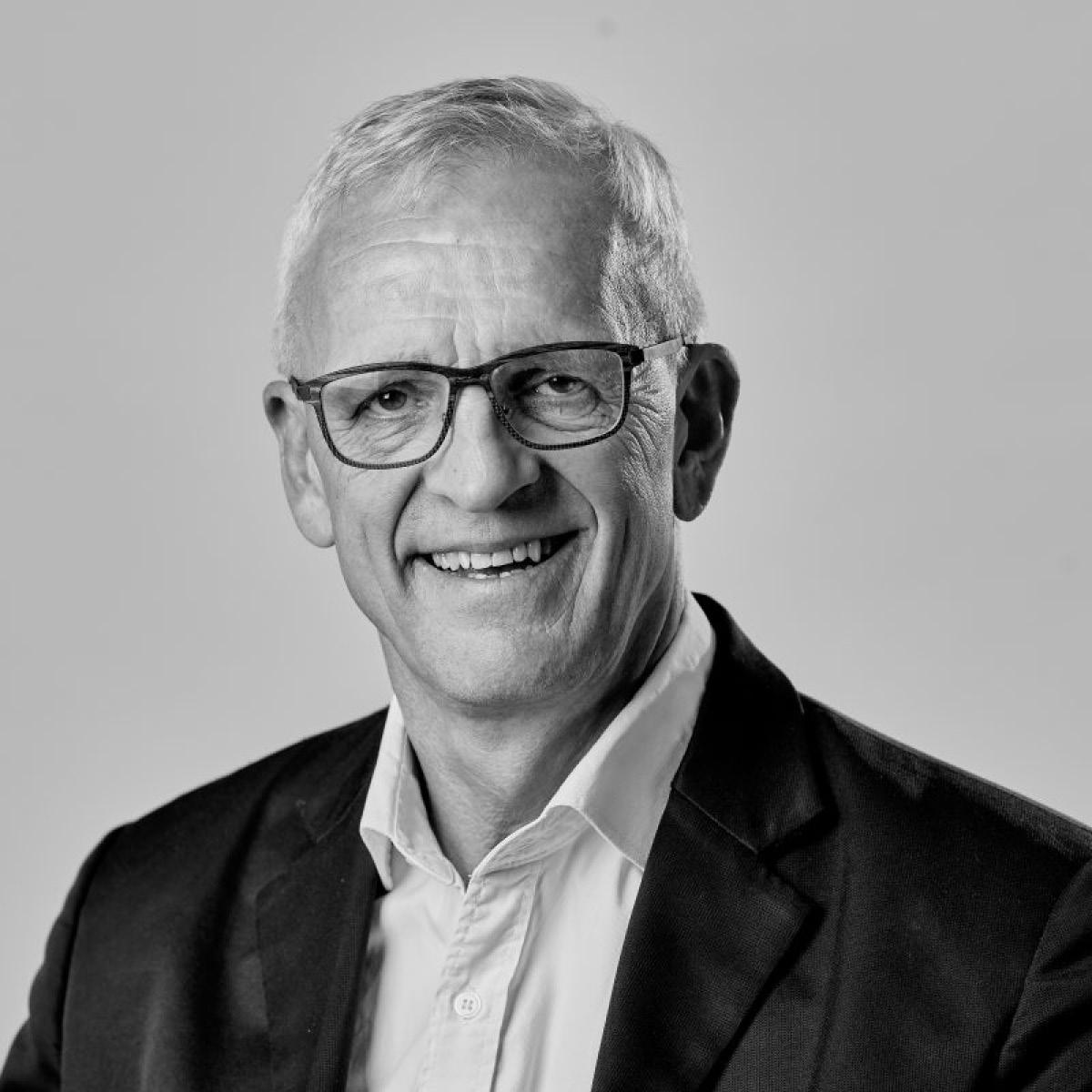 Helge Hersbøll, Sales Manager, Fluidan.