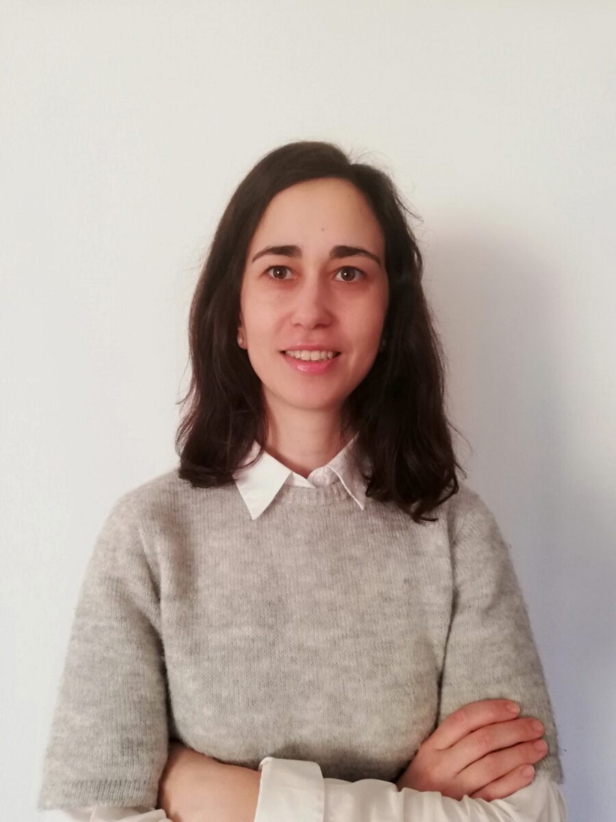 Teresa Regueira Muñiz, Application Specialst, Fluidan