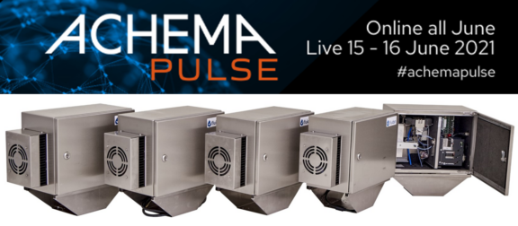 Rheology Control: Visit Fluidan at ACHEMA Pulse